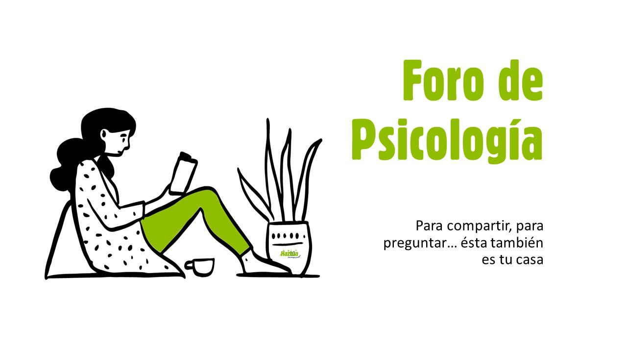 foro de psicología