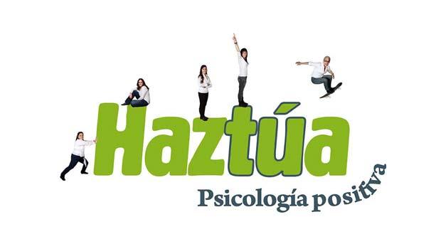 Haztúa Psicología Positiva Logo
