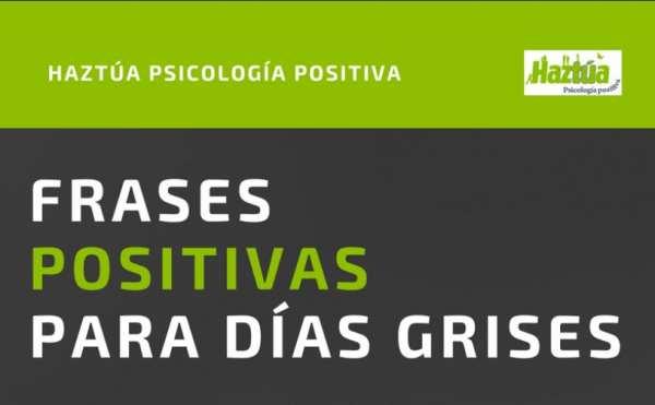 frases positivas para días grises