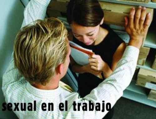 Acoso sexual en el trabajo: consecuencias emocionales