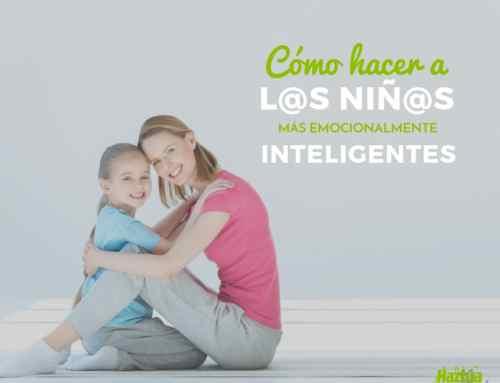 Cómo hacer a los niños más emocionalmente inteligentes