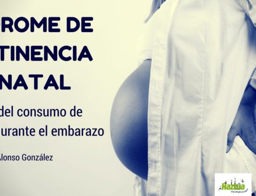 Síndrome de abstinencia neonatal