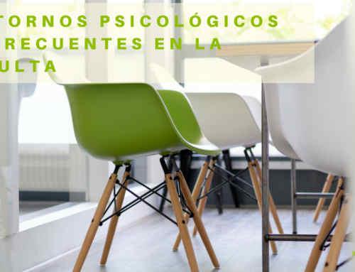Trastornos psicológicos más frecuentes en la consulta