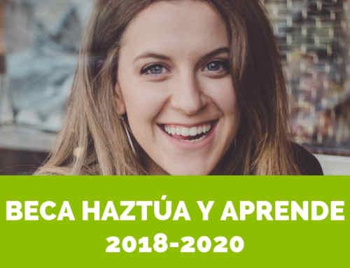 """Nueva convocatoria de la Beca """"Haztúa y Aprende"""" para Psicólogos"""