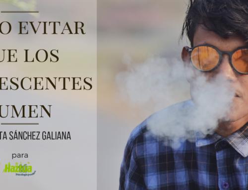 Cómo evitar que los adolescentes fumen