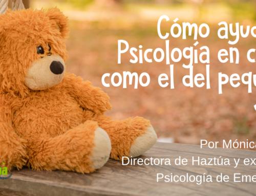 Cómo ayuda la Psicología en casos como el del pequeño Julen