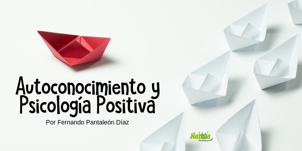 autoconocimiento y psicología positiva
