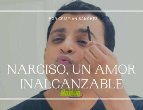Narciso, un amor inalcanzable